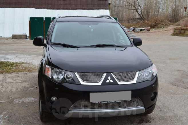 Mitsubishi Outlander, 2008 год, 740 000 руб.