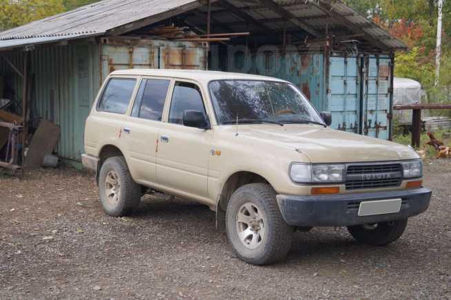 Toyota Land Cruiser, 1990 год, 600 000 руб.