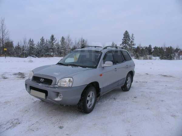 Hyundai Santa Fe, 2003 год, 500 000 руб.