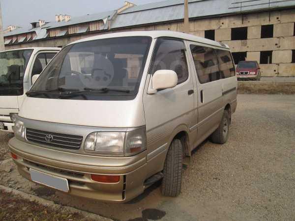 Toyota Hiace, 1995 год, 500 000 руб.