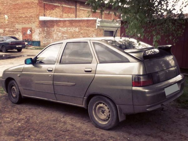Лада 2112, 1998 год, 148 000 руб.