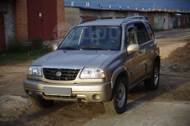Suzuki Grand Vitara, 2003 год, 380 000 руб.