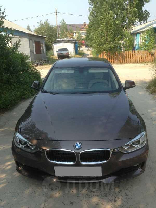 BMW 3-Series, 2013 год, 1 330 000 руб.