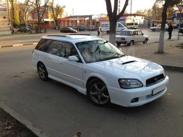 Subaru Legacy B4, 2002 год, 350 000 руб.