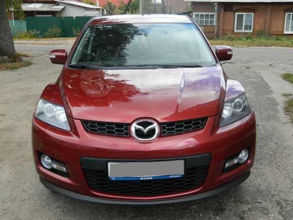 Mazda CX-7, 2008 год, 780 000 руб.