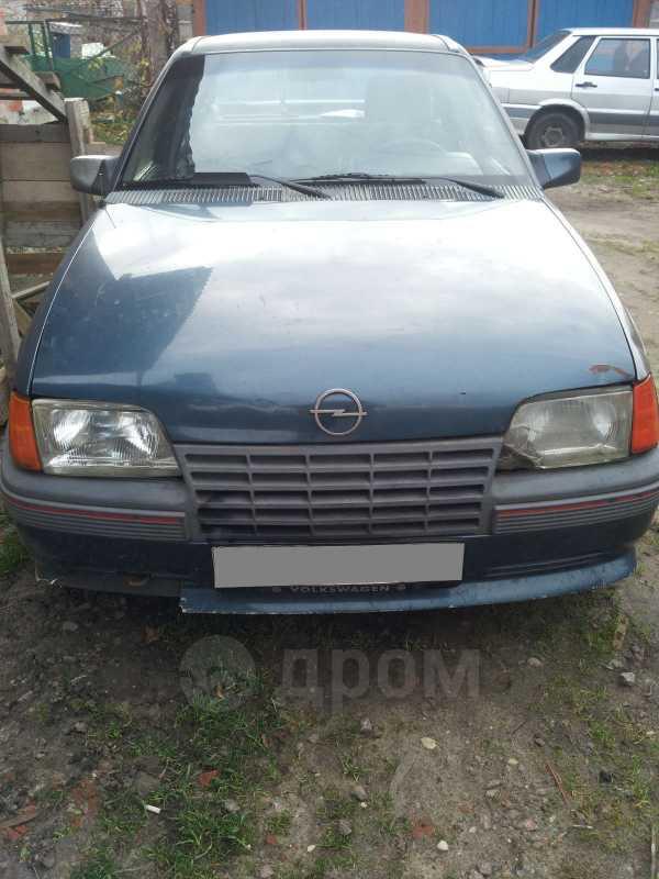 Opel Kadett, 1987 год, 15 000 руб.