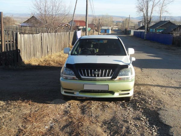 Toyota Harrier, 1999 год, 535 000 руб.