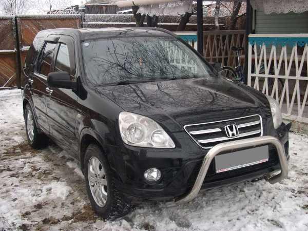 Honda CR-V, 2005 год, 670 000 руб.