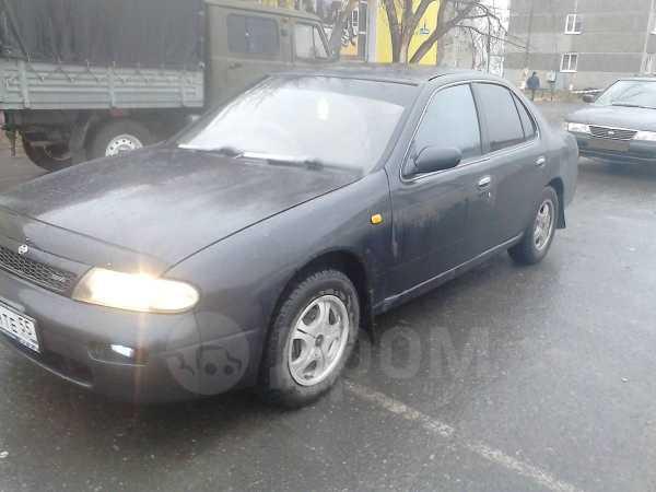 Nissan Bluebird, 1991 год, 110 000 руб.