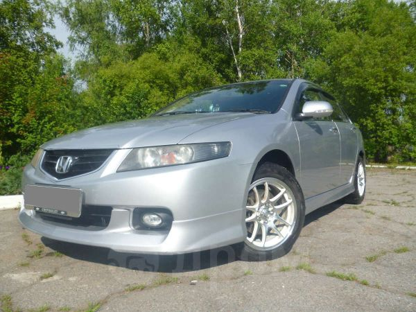 Honda Accord, 2003 год, 515 000 руб.