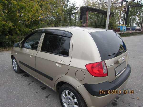 Hyundai Getz, 2007 год, 289 000 руб.