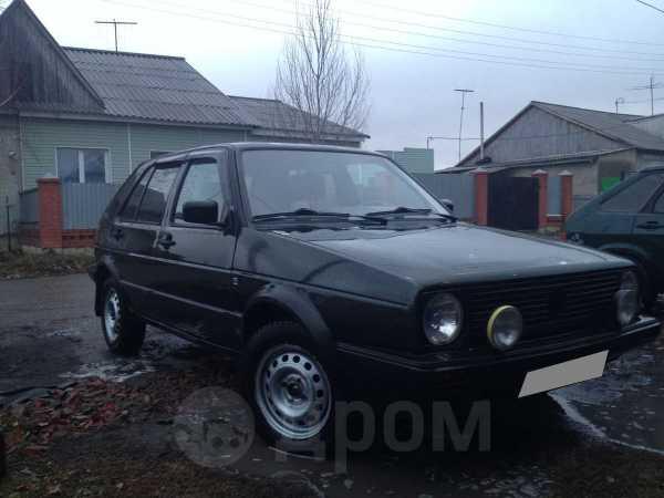 Volkswagen Golf, 1989 год, 74 000 руб.
