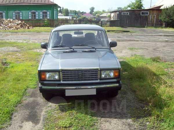 Лада 2107, 2010 год, 140 000 руб.