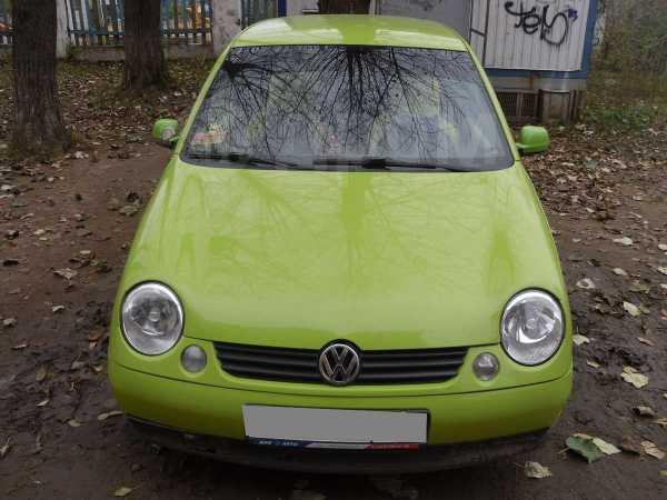 Volkswagen Lupo, 1999 год, 150 000 руб.
