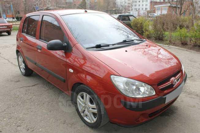 Hyundai Getz, 2007 год, 280 000 руб.