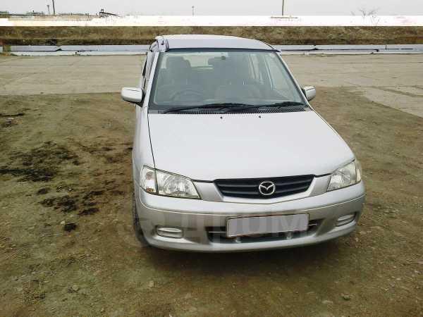 Mazda Demio, 2002 год, 205 000 руб.