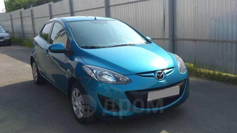 Mazda Mazda2, 2012 год, 555 000 руб.