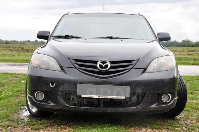 Mazda Mazda3, 2003 год, 340 000 руб.