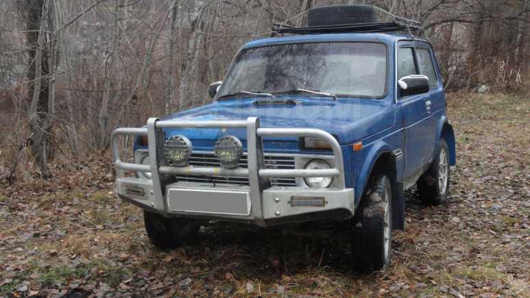 Лада 4x4 2121 Нива, 1985 год, 85 000 руб.