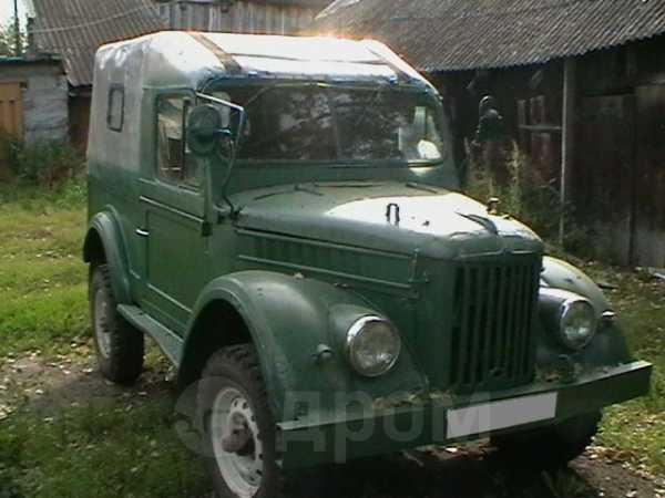 ГАЗ 69, 1965 год, 120 000 руб.