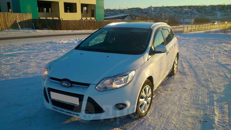 Ford Focus, 2012 год, 650 000 руб.