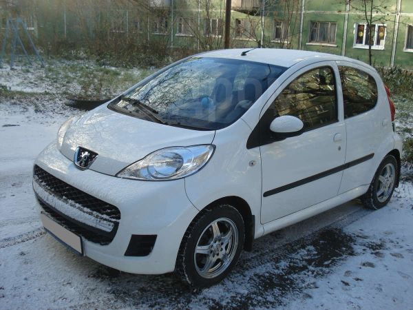 Peugeot 107, 2010 год, 325 000 руб.
