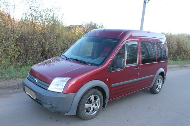 Ford Tourneo Connect, 2008 год, 455 000 руб.