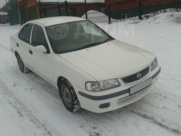 Nissan Sunny, 2002 год, 200 000 руб.
