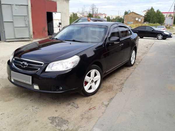 Chevrolet Epica, 2008 год, 580 000 руб.
