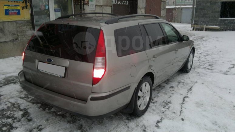 Ford Mondeo, 2003 год, 300 000 руб.