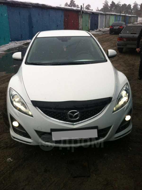 Mazda Mazda6, 2010 год, 640 000 руб.