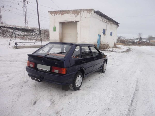 Лада 2114 Самара, 2011 год, 200 000 руб.