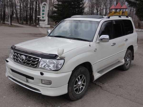 Toyota Land Cruiser, 1998 год, 1 060 000 руб.