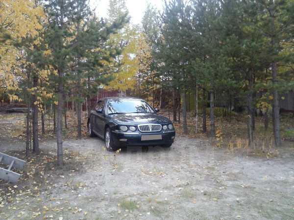 Rover 75, 1999 год, 225 000 руб.