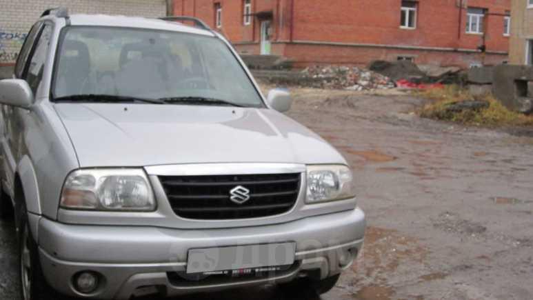 Suzuki Grand Vitara, 2001 год, 450 000 руб.