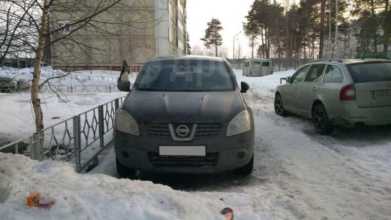 Nissan Qashqai, 2008 год, 670 000 руб.