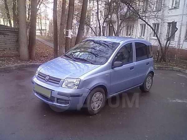 Fiat Panda, 2008 год, 225 000 руб.