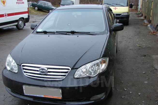 BYD F3, 2008 год, 230 000 руб.