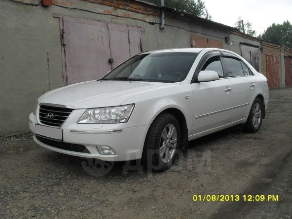 Hyundai NF, 2008 год, 580 000 руб.