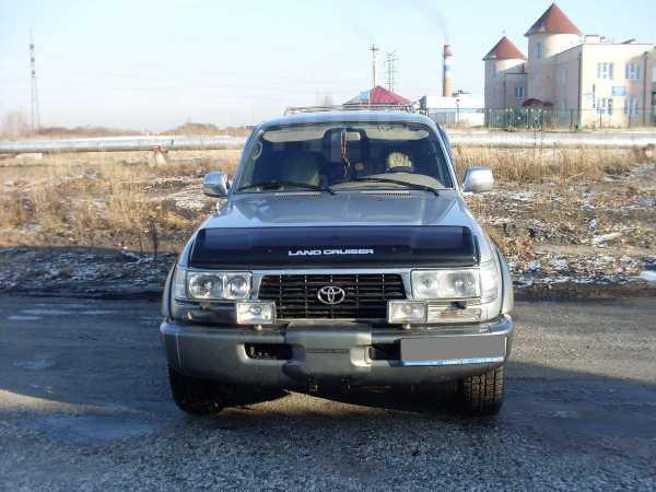 Toyota Land Cruiser, 1993 год, 605 000 руб.