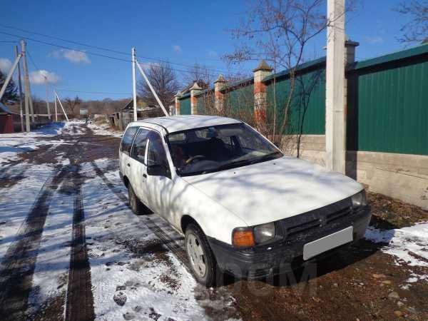 Nissan AD, 1991 год, 85 000 руб.