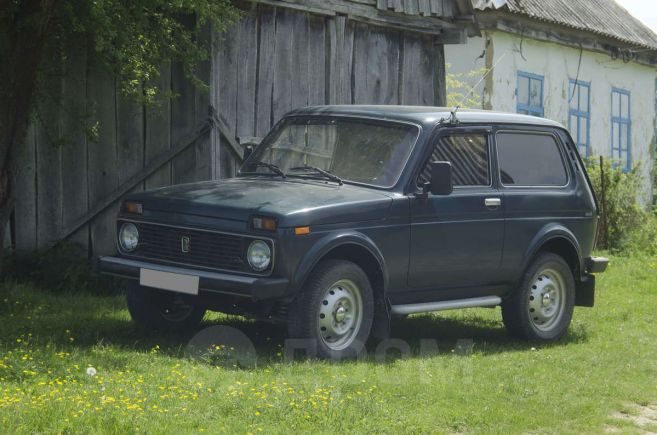 Лада 4x4 2121 Нива, 2003 год, 155 000 руб.