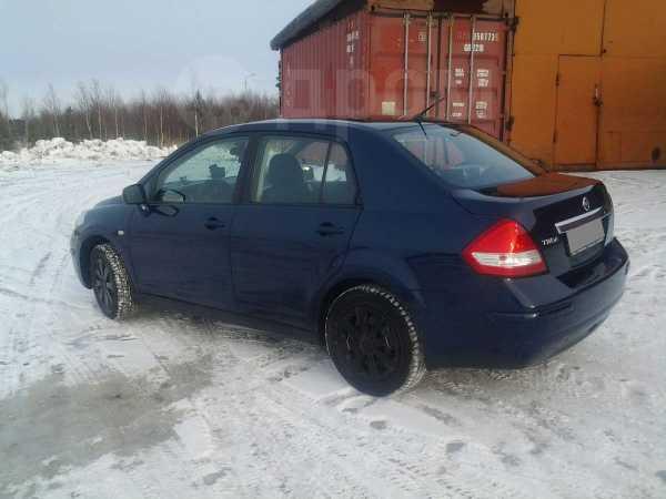 Nissan Tiida, 2010 год, 365 000 руб.