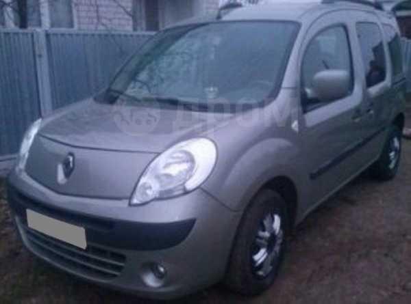 Renault Kangoo, 2008 год, 380 000 руб.