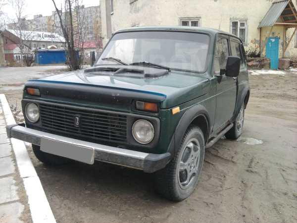 Лада 4x4 2121 Нива, 1999 год, 45 000 руб.