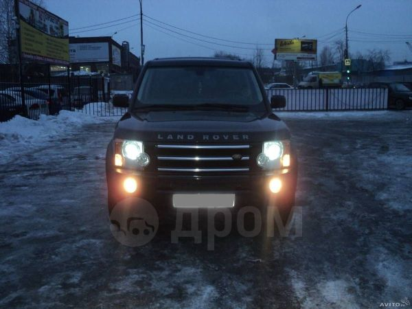 Land Rover Discovery, 2007 год, 860 000 руб.