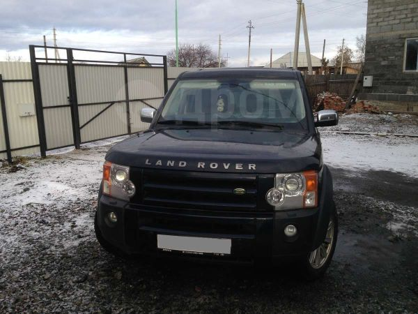 Land Rover Discovery, 2008 год, 1 150 000 руб.