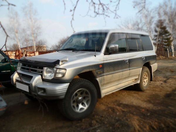 Mitsubishi Pajero, 1999 год, 450 000 руб.