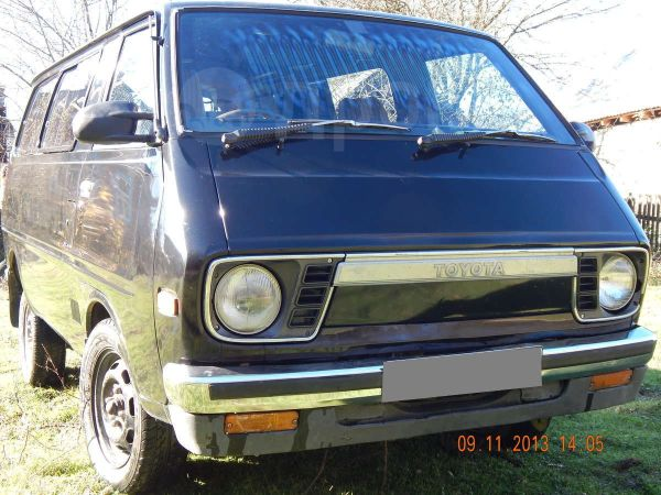 Toyota Town Ace, 1980 год, 85 000 руб.