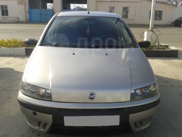 Fiat Punto, 2000 год, 155 000 руб.